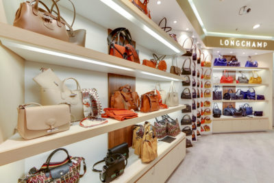 Longchamp maroquinerie magasin 2