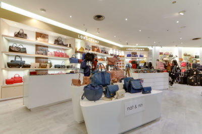 Longchamp maroquinerie magasin